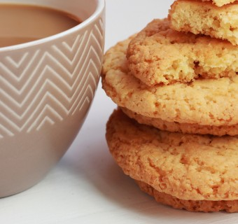 """""""Toffee Bit Cookies"""" from a Billet Mom's Kitchen"""
