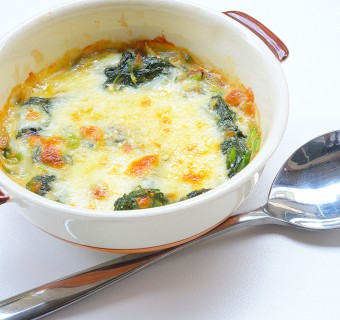 """""""Hot Spinach Dip"""" from a Billet Mom's Kitchen"""