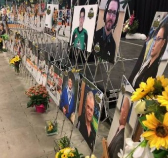 """""""A Team In Heaven"""" A Poem For The Humboldt Broncos"""