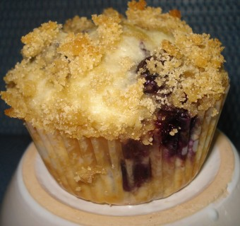 """""""Blueberry Muffins"""" from a Billet Mom's Kitchen"""